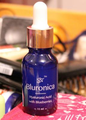 bluronica ser antirid ingrediente compozitie